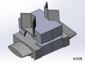 变压器模型设计图纸