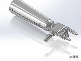 仿生机械手臂模型
