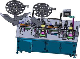 自动插针机SW模型