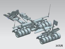 扫雷设备模型