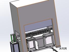 快速连续冲压膜内全自动移送机械手
