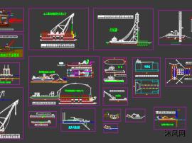 施工机械船舶图集