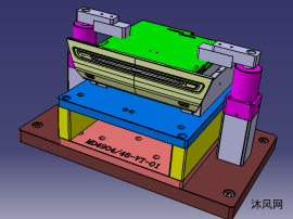汽车DVD振动试验台架设计