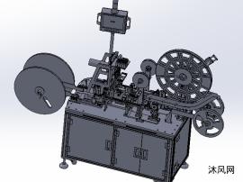 双工位端子包装机