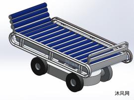 管式空气床制作机械