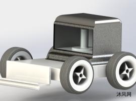 微型结构汽车