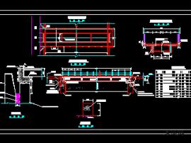 桥梁CAD设计图