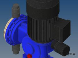 賽高隔膜計量泵