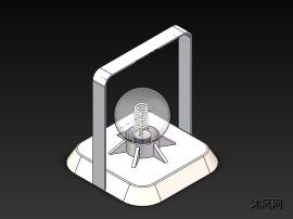 便携式台灯设计