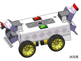 智能分拣机器人