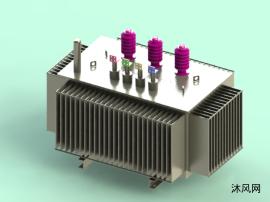 S11-M-400kVA油式变压器