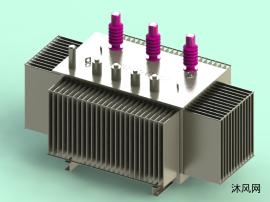 SBH15-M-630kVA非晶合金油式变压器