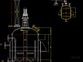 35L不锈钢反应釜