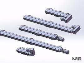 5款MSY94铝基系列直线模组