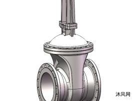 GB-350闸板阀门