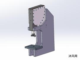 20T冲压模具压力机