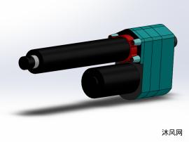 组合式电动推杆