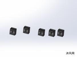 5款CM1  160系列3极4极固定式塑料外壳式断路器