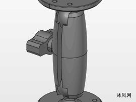 小型冲压支架