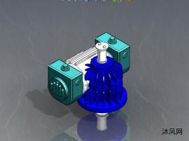 9种CCWS蜗杆加速器