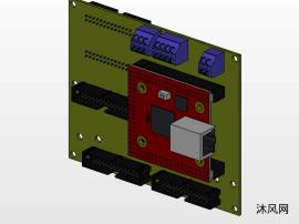 UC300电子板