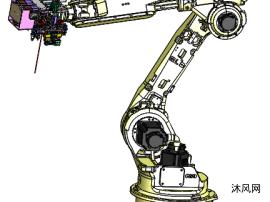 机器人自动插端子机