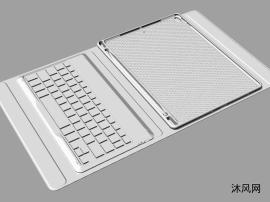 ipad无线蓝牙键盘保护套