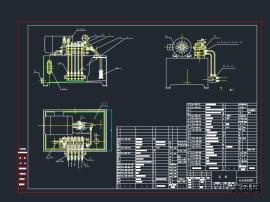 液压站系统图