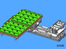 xy滑轨模型