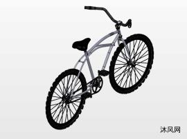 质朴自行车