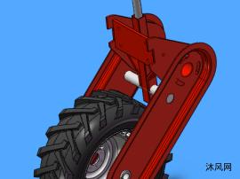 農用機械輪胎模型圖