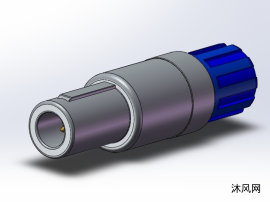 雷默4芯航空插头