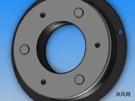 CDG系列干式单板电磁刹车器6种型号