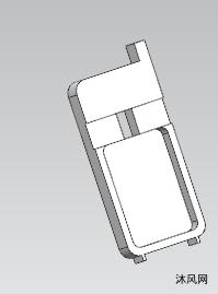 玩具手機殼注塑模具設計