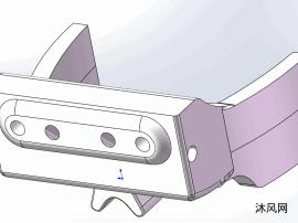 VR眼镜架