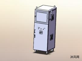 装备电控柜模子