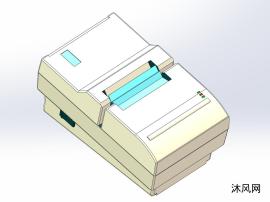 小票打印机模型