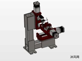 数控机床模型设计