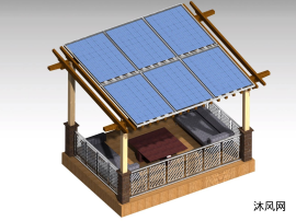 天井太陽能電池板