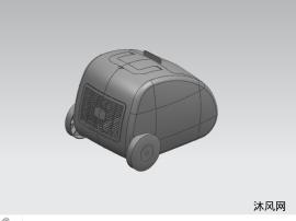 吸塵器模型設計