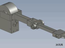 移動機器人的機械臂設計與碰撞檢測
