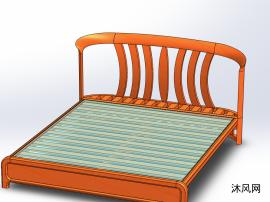 意式床3D