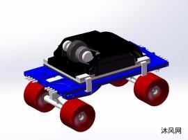 可折疊-雙向滑板設計模型