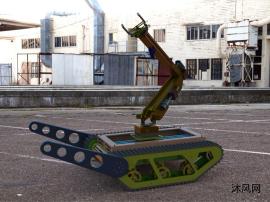 多功能消防機器人
