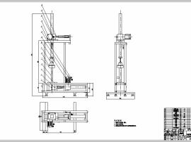 電纜摩擦試驗機設計
