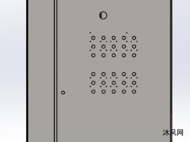 GGD 10×6×22柜體