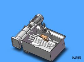 油箱內部機構模型