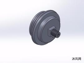 11種GZ46真空用壓力表模型