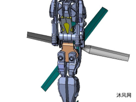 變形機器人直升機