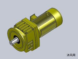 GRF27-177斜齒輪減速電機